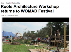 Roots Architecture Workshop returns
